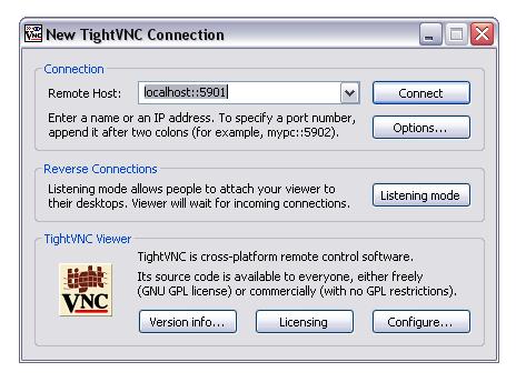 tightvnc server portable